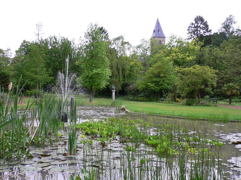 Botanische Tuin Kerkrade : Eghn u botanische tuin kerkrade
