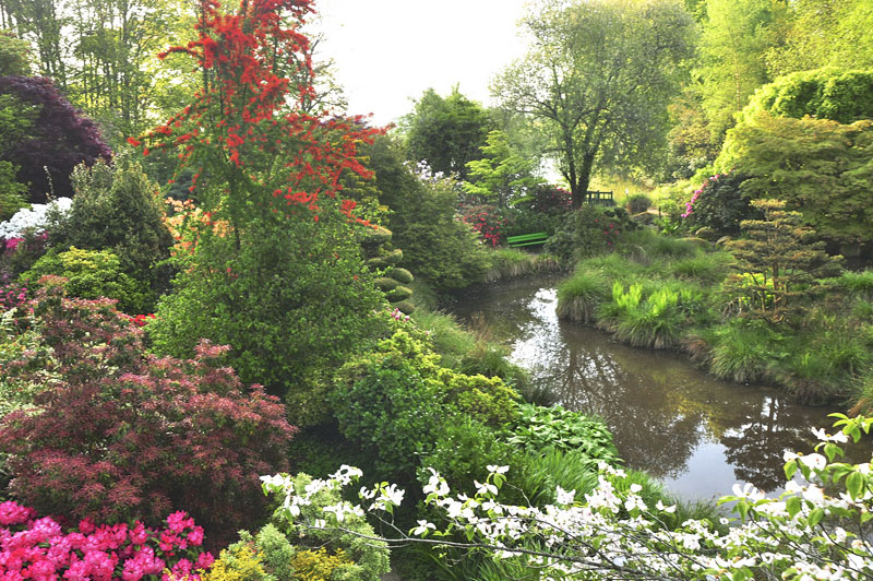 EGHN – The Garden Coast – Parcs and Gardens in Brittany