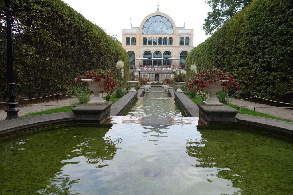 EGHN – Flora – Jardin Botanique Köln