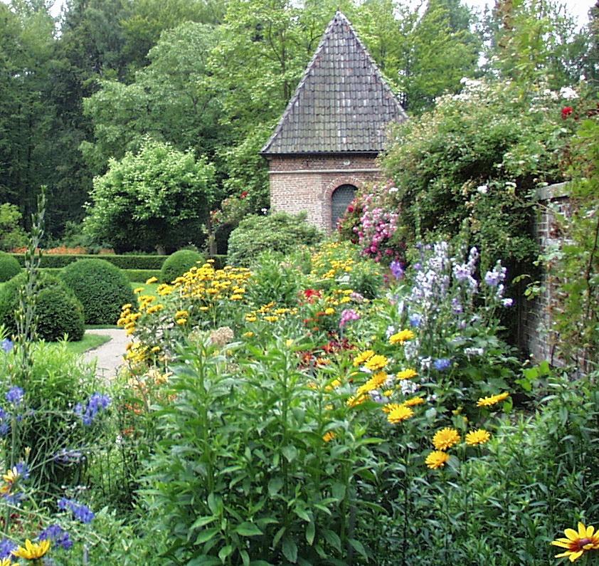 "EGHN – Les jardins de la ""Haus Welbergen"" (la Maison Welbergen)"
