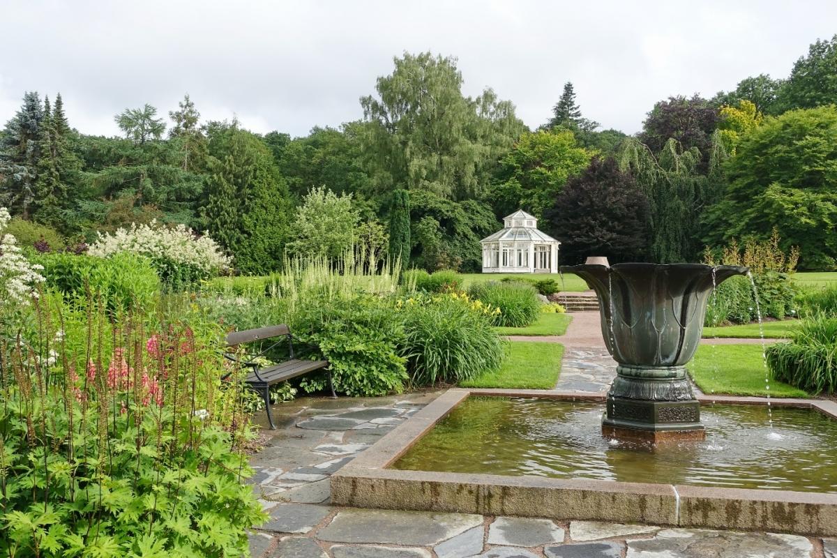 EGHN – Jardin botanique de Göteborg