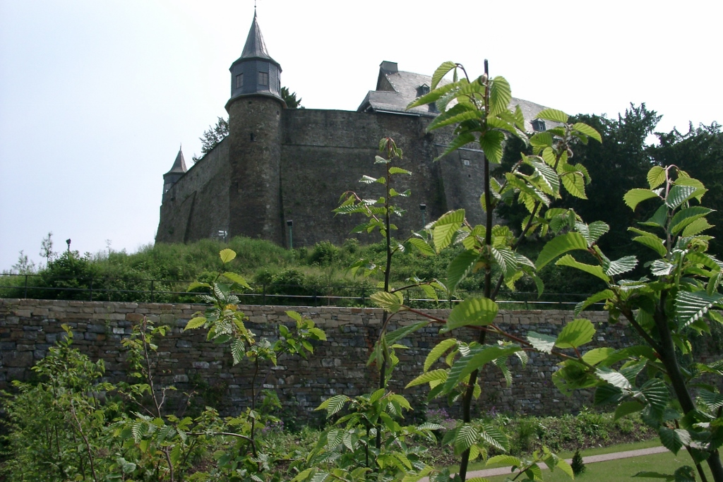 EGHN – Jardin étagé du château de Hohenlimburg