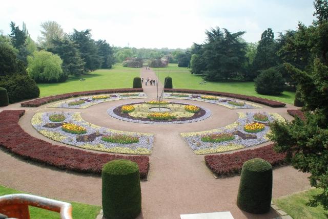 Eghn Nordpark Düsseldorf Gartenkunst Der 1930er Jahre