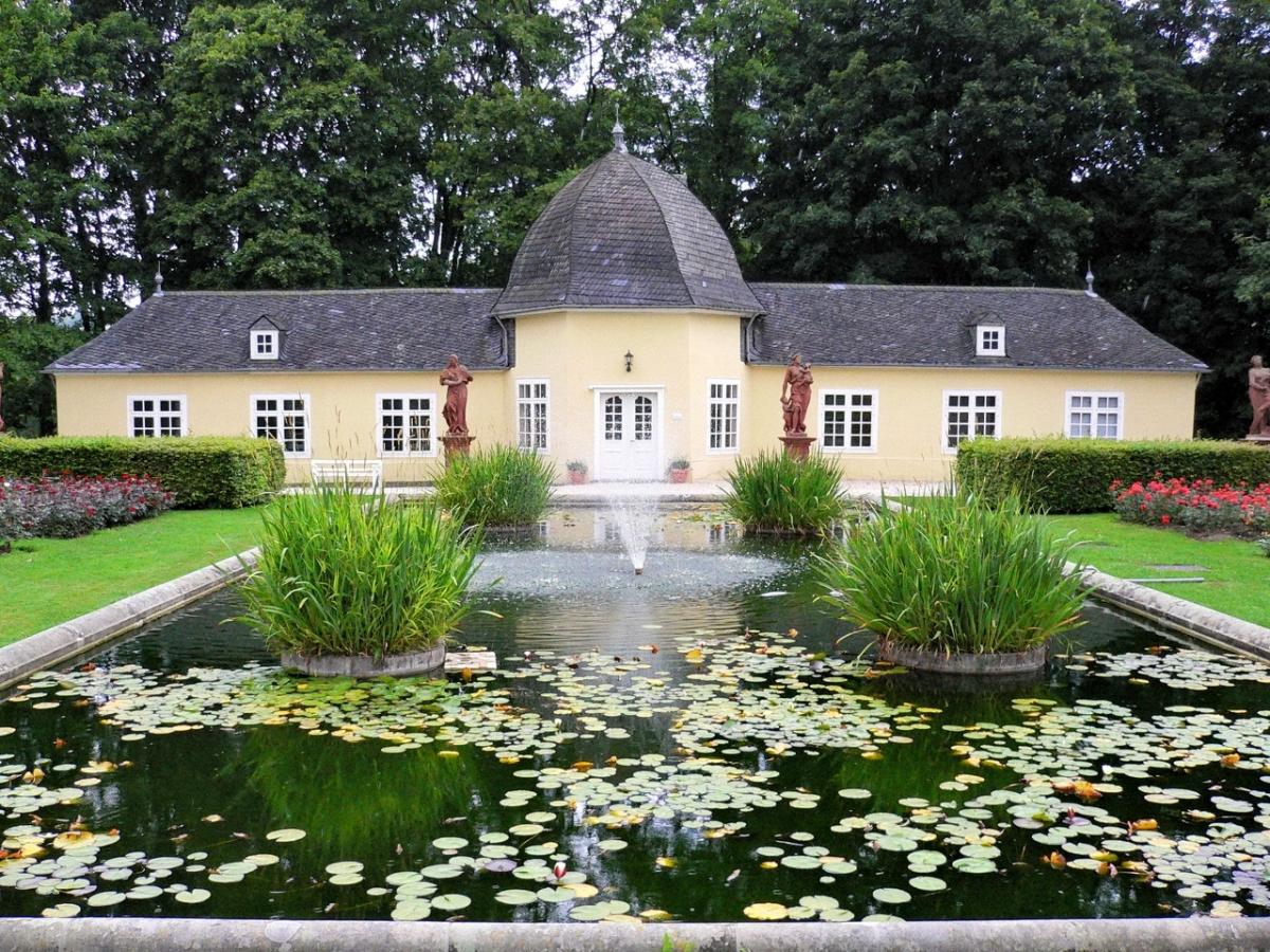 EGHN – Schlosspark Bad Berleburg