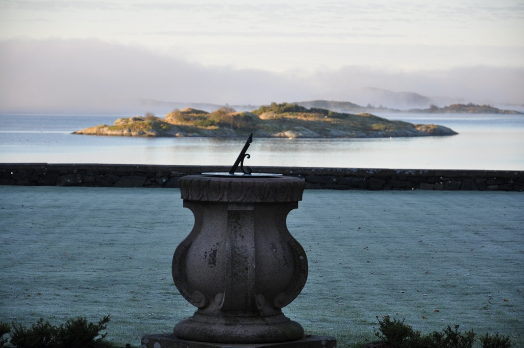 EGHN – Tjolöholm – les jardins du château en bord de mer