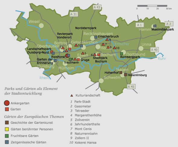 EGHN – Ruhrgebiet