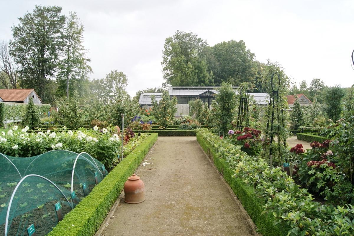 EGHN – Le Jardin-Musée de Gaasbeek