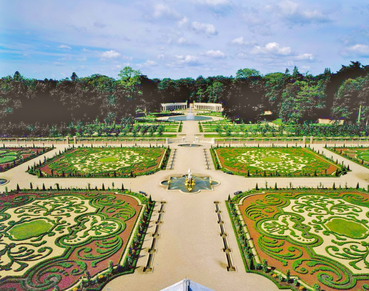 The Baroque Gardens Of Het Loo