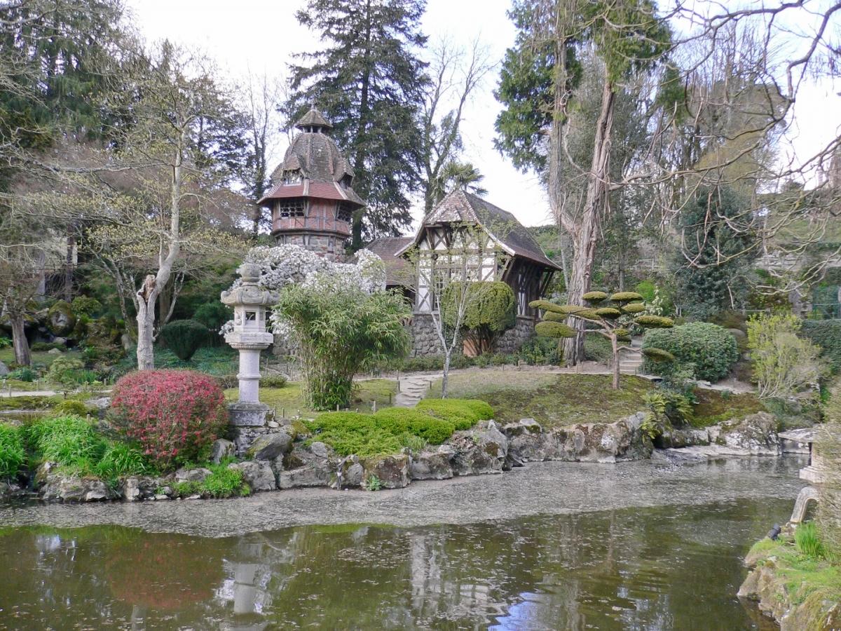 Eghn le parc oriental de maul vrier for Le jardin oriental