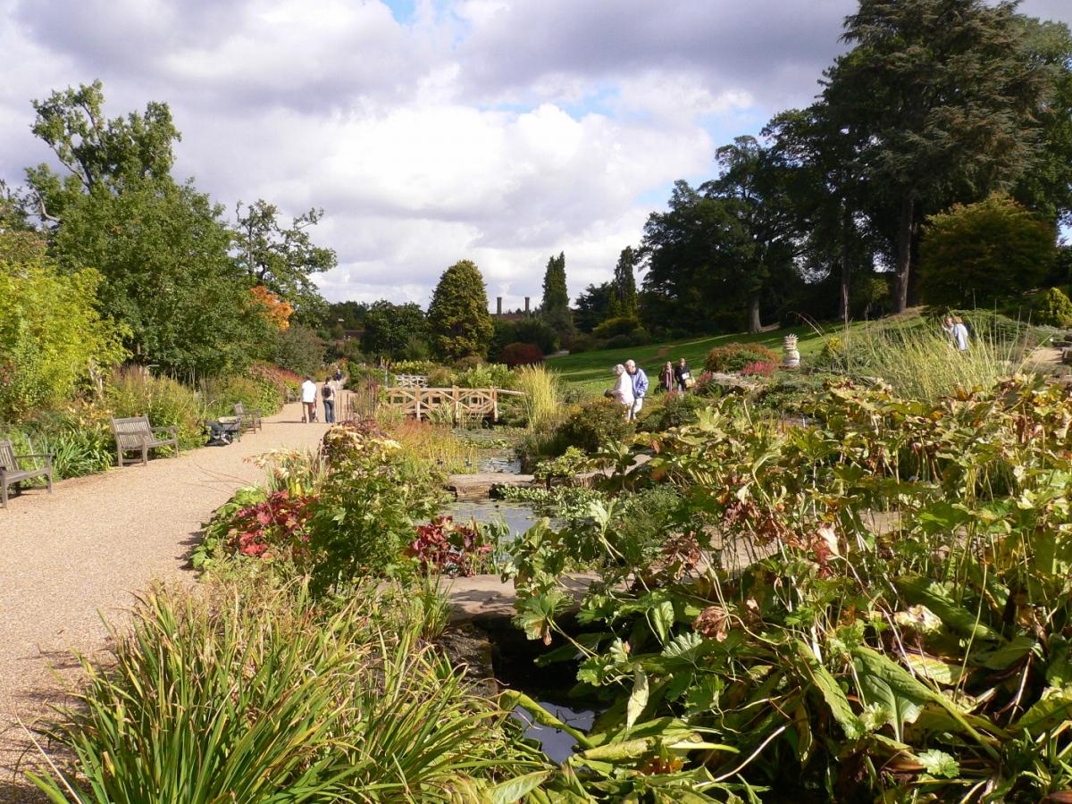 31b2b04fa7324f EGHN – Der Garten der Royal Horticultural Society in Wisley