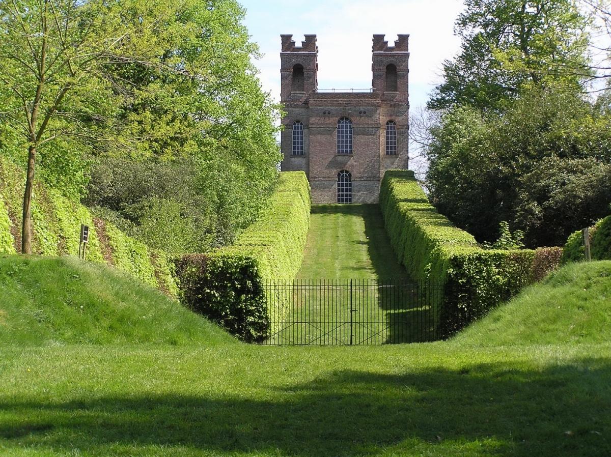 Eghn claremont landscape garden for Landscape my garden