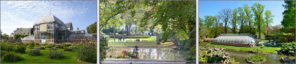 EGHN – Le Jardin des Plantes de Nantes
