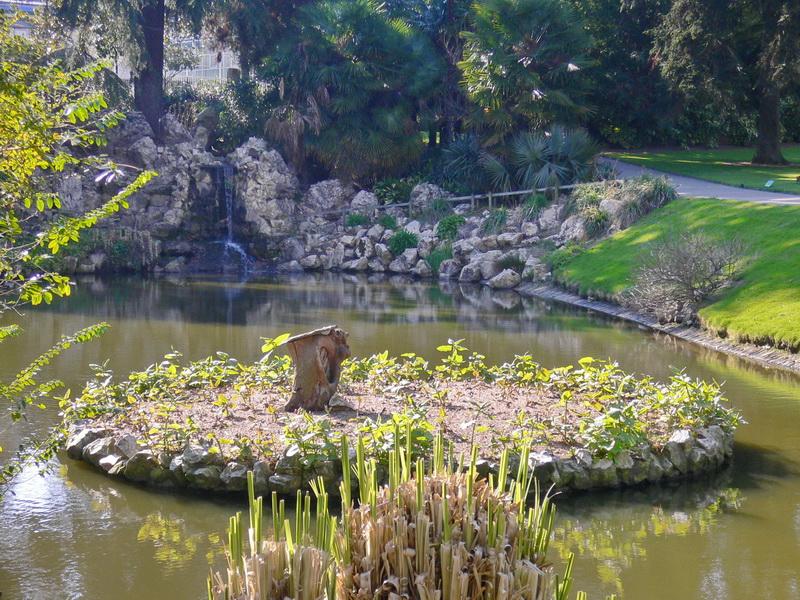 EGHN – Botanischer Garten Nantes