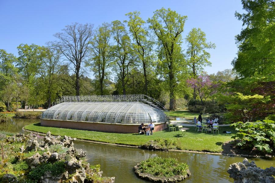 Eghn Le Jardin Des Plantes De Nantes