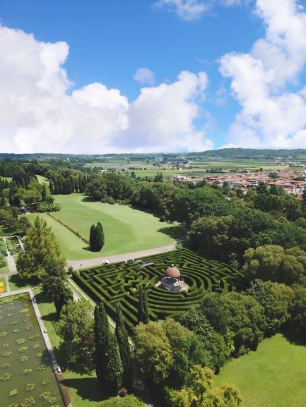 Aerial view Sigurta